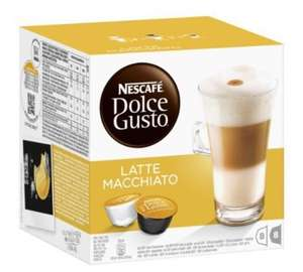 Amazon: Dolce Gusto Prodomo &  Latte Macchiato 3x16 für 11,37€ (3,76p.p.) [edit: Cappuccino jetzt auch!]