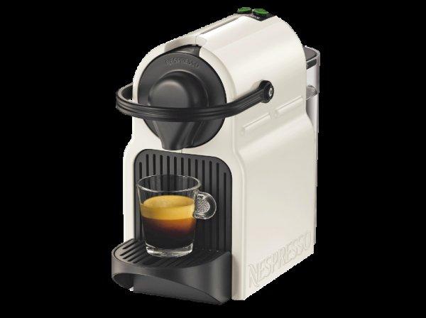 [SATURN; AMAZON] KRUPS Nespresso Inissia Nespresso Kapselmaschine, Weiß [69,99]