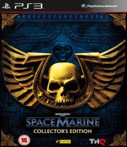 (UK) Warhammer 40,000: Space Marine Collectors Edition PS3 für €16.45 @ ZAvvi