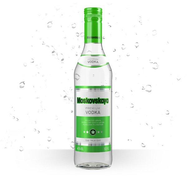 [Lokal Edeka Hoof] Moskovskaya Vodka 0,5 Liter für 4,99€ bis zum 09.05.2015