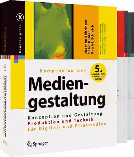 Kompendium der Mediengestaltung statt 79,95€ für 19,99€ @weltbild.de