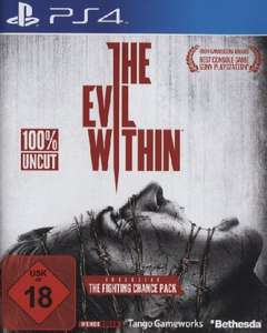 The Evil Within PS4 für 24€ @Hitmeister