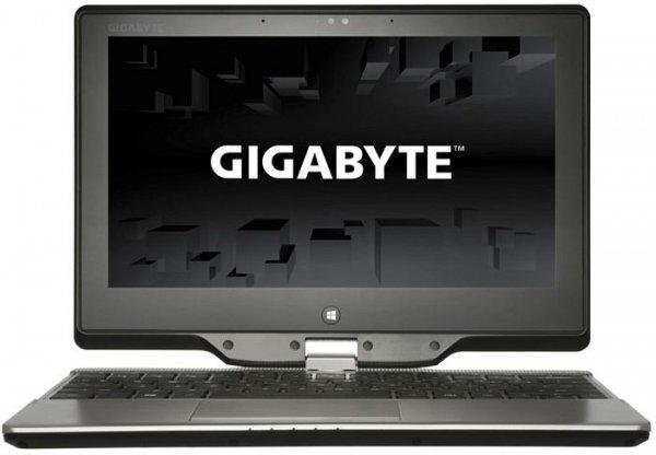 "Gigabyte U2142 Convertible - Pentium 2117U, 4GB RAM, 500GB HDD, 11.6"" Touchscreen, Win 8, 1,5kg - 300,45€ @ Amazon.de"