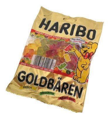 50x Haribo Goldbären für je 10 cent + VK bei lebensmittel.de /MHD
