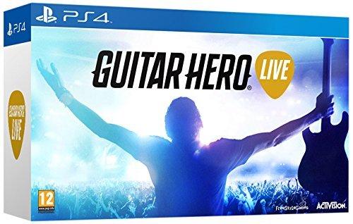 [Amazon.es] Guitar Hero Live + neue Gitarre für 81,94€ (PS3/X360/Wii U) bzw. 83,45€ (PS4/XBO) inkl. Versand vorbestellen (Idealo 99€)