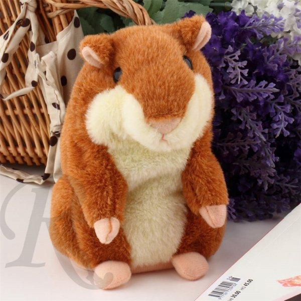 Der einzig wahre Hamsterkauf bei mydealz > Lovely Talking Hamster für 5,75 €, @Ebay