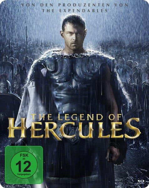 The Legend of Hercules (Limitiertes Steelbook) [Blu-ray] für 5,90 € (Prime) > [amazon.de]