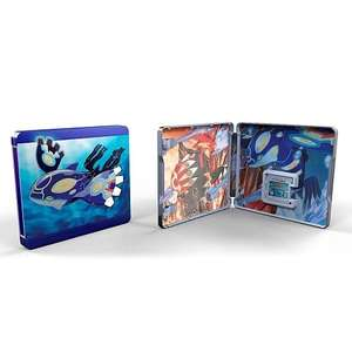 [Toys'r'us] Pokemon Alpha Saphir / Omega Rubin Limitierte Steelbook Edition für 32,92€