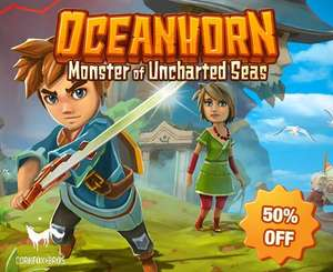 [Steam] Oceanhorn: Monsters of Uncharted Seas
