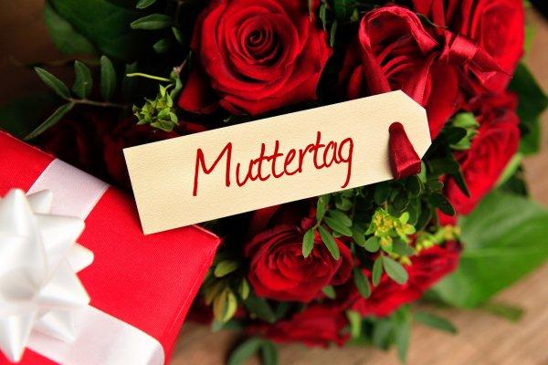 Blumenstrauß zum Muttertag - Kostenlos mit Uber (Berlin - München)