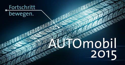 [Lokal Hannover-Messegelände] Kostenloser Besuch der AUTOmobil 2015