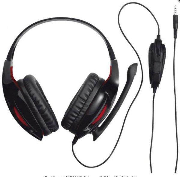 Trust Headset GXT 330 XL Endurance für PS4 und PC 19,99€ inkl. VSK @Voelkner