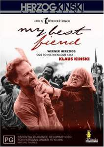 """Klaus Kinski & Werner Herzog Doku """"Mein bester Feind"""" - kostenlos auf Youtube"""
