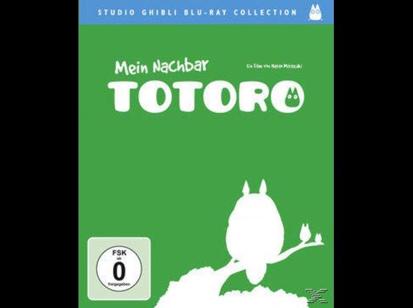 [Media Markt Abholung] Prinzessin Mononoke und Mein Nachbar Totoro für jeweils 12,99 € (+19% Aktion)