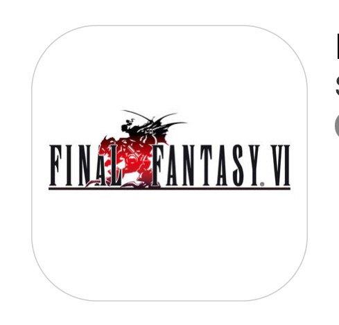 [IOS] Final Fantasy VI 50% reduziert