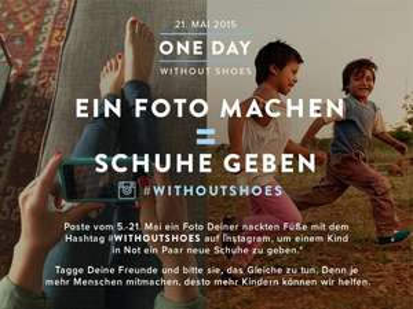 (TOMSHOP.DE) Schuhe für Kinder in Not
