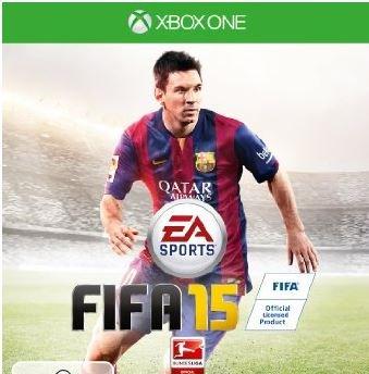 """Fifa 15 jetzt neu bei EA Access [Xbox One] - einige Spiele """"kostenlos"""" für 24,99€ im Jahr"""