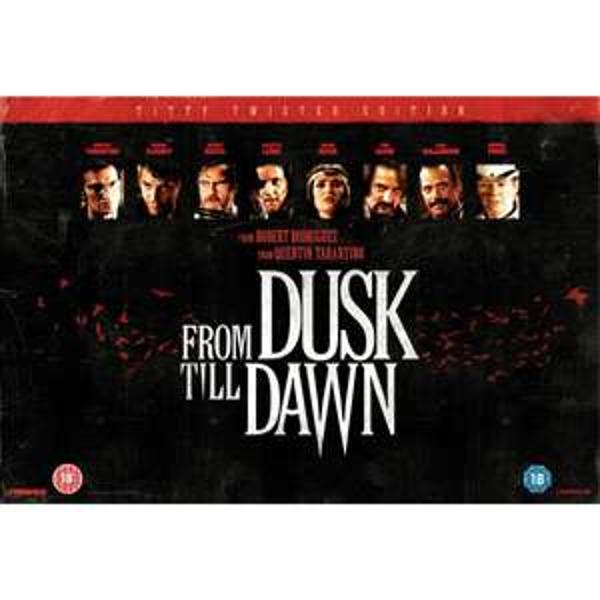From Dusk Till Dawn: Titty Twister Edition (OT) [Blu-ray]