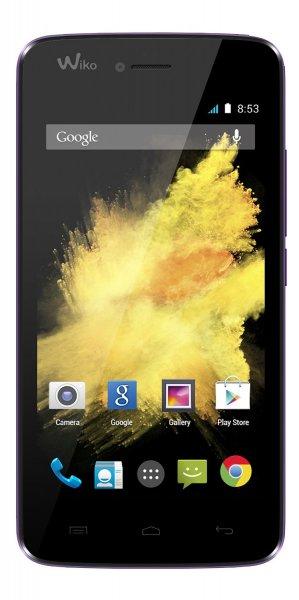 Wiko Birdy 4G LTE Smartphone Pink & Lila für 109,00€ @amazon.de