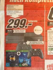 [Lokal MM Kaiserslautern] - Xbox One + 2ten Controller + Halo - The Master Chief Collection + Ori an the Blind Forest (Download-Code)