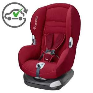 Maxi-Cosi Priori XP Kinderautositz 64106181 Gruppe 1 (9-18 kg, 9M bis 3.5J, kostenloser Austausch bei Unfall) in Farben: Walnut Brown, Shadow red,Modern Black, Phantom, Blue Night inkl. Versand für 88,99€ @Babymarkt.de