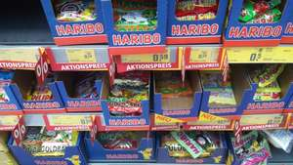 [Rewe Niefern] Haribo 200g für 0,59€