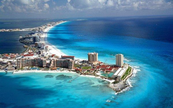 Ab vielen deutschen Flughäfen - Cancun im dt. Winter Nov. - Dez. 15 für 389,-EUR