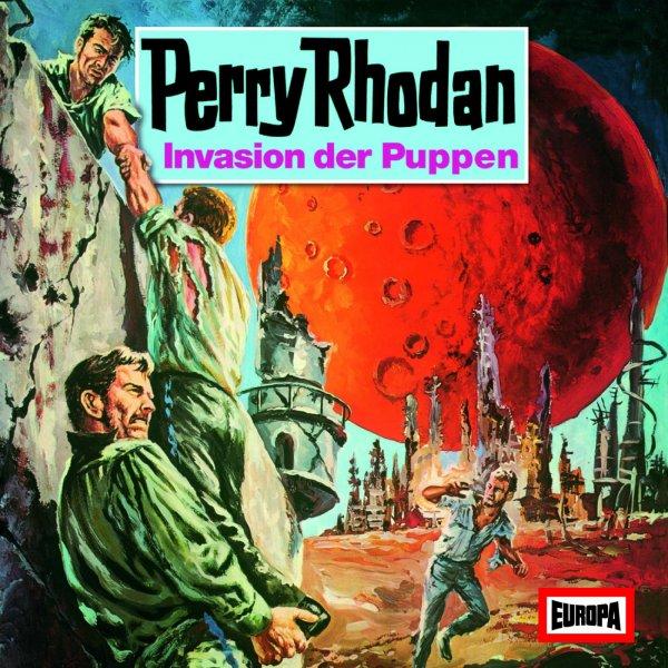 [hoerspiel.de] Perry Rhodan 1: Invasion der Puppen für 1,99€ (statt 4,99€) downloaden!