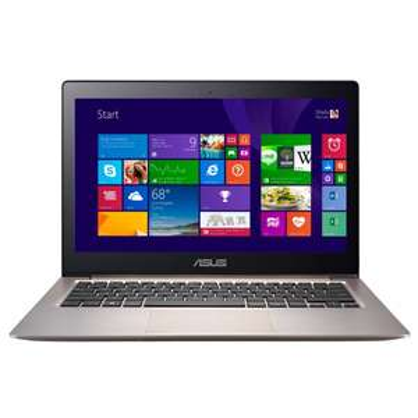 ASUS UX303LA-RO467H 33,8 cm (13,3 Zoll) Notebook (Intel Core i5 5200U 2,2GHz, 8GB RAM, 500GB HDD, Intel HD 5500,Win 8.1) silber + Crucial BX100 256GB SSD