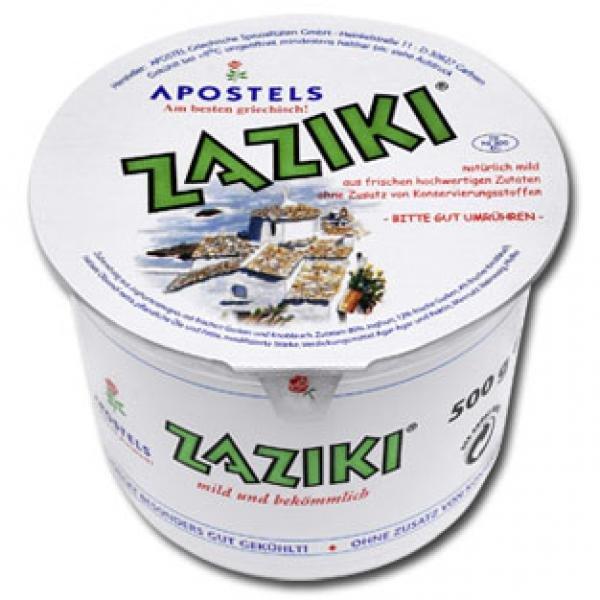 [KAISERS] Zaziki 1,49 (500g-Becher)