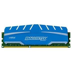 4GB Crucial Ballistix Sport XT DDR3-RAM 1600 MHz PC3-12800 CL9 @Notebooksbilliger.de