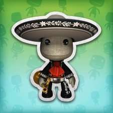 [PSN PS3/PS4/PS Vita] Little Big Planet 2 - Mariachi-Kostüm für Cinco de Mayo