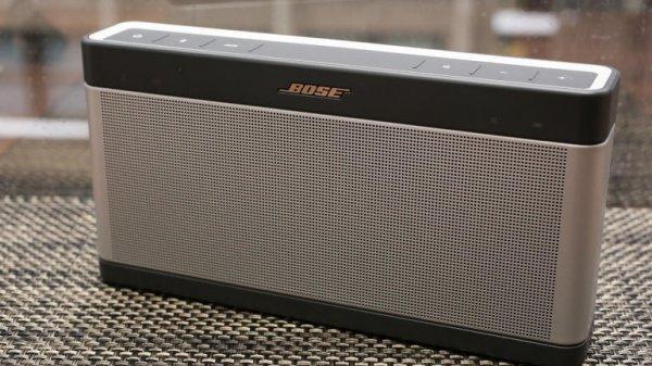 Bose Soundlink III 209 € inkl Versand