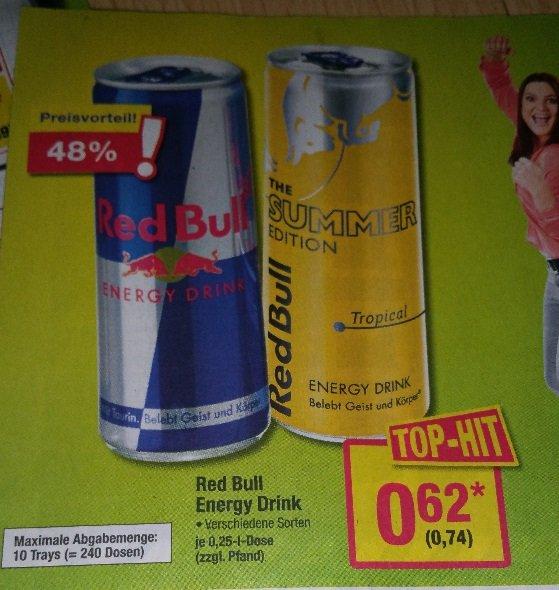 [METRO] Dose Red Bull 250ml für 0,74€ (brutto) - vom 13.05.2015 bis zum 20.05.2015