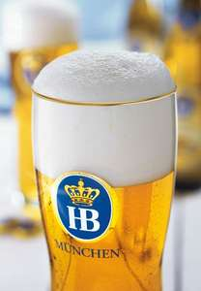 [lokal München] 4x 0,5l Hofbräu Bier Original vom Fass für 8,90€ (2,23€ pro Glas) @ Bachmaier Hofbräu