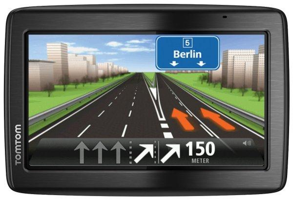 TomTom Via 135 M Europe Traffic Navigationssystem inkl. FREE Lifetime Maps @Amazon Blitzangebot