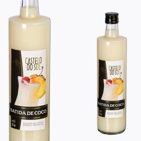 Batida de Coco 0,7l (Aldi-Eigenmarke, nicht das Original) ab Mittwoch 13.5. bei Aldi Nord
