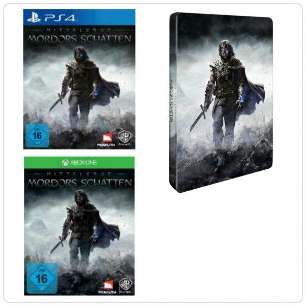 [amazon.de - Blitzangebot - Prime] Mittelerde: Mordors Schatten - PS4 & Xbox One = 24,97€
