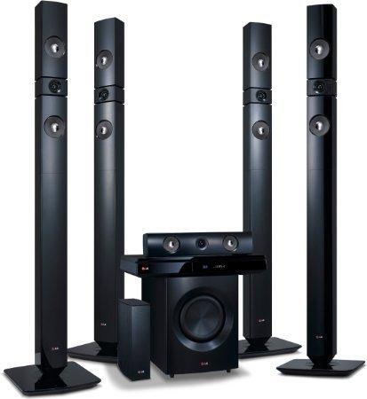 [Amazon Blitz] LG BH7530TWB - Heimkinosystem mit 5.1-Lautsprechersystem (Bluetooth, WLAN und Smart TV-Funktionen) für 299,-€ Versandkostenfrei AB 18.00 Uhr