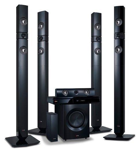 LG BH7530TWB Heimkinosystem Schwarz@Amazon