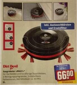 [REWE Center] Dirt Devil M607 für 66,-€