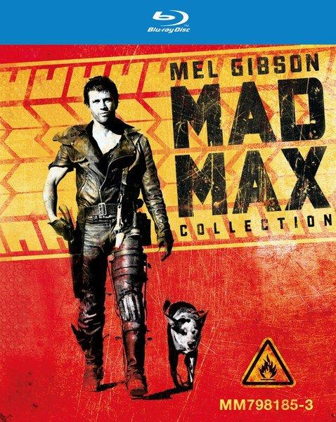 Mad Max Trilogie [Blu-ray Box] für 12,59€ bei Zavvi.de