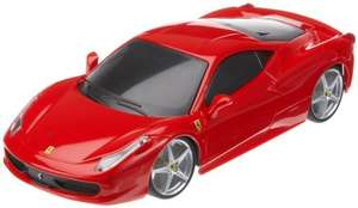 [Amazon-Prime] Maisto 581058 - 1:24 R/C Ferrari 458 Italia sortiert