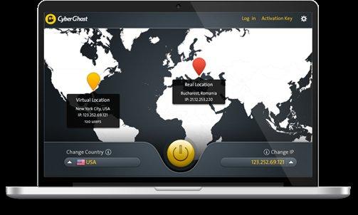 CyberGhost SPECIAL EDITION VPN (1 Jahr)