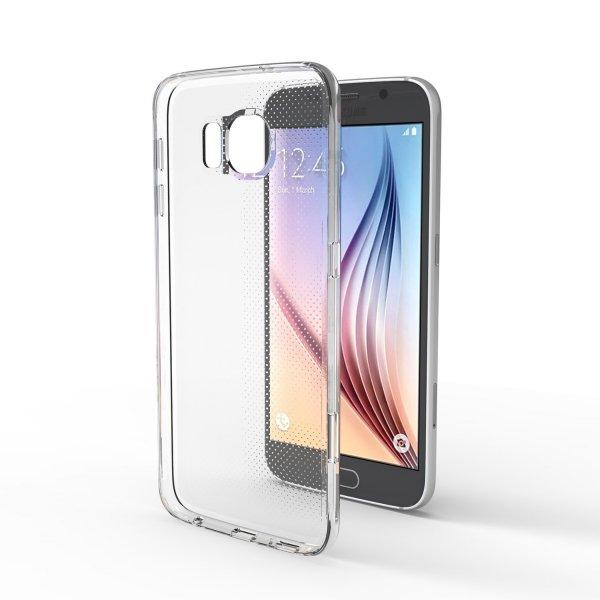 [Amazon] TPU Schutzhülle für Samsung Galaxy S6 für 4,99€ mit CODE, Versand durch Amazon