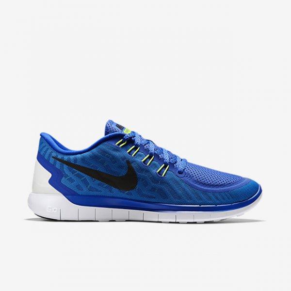 Nike Free 5.0 neustes Modell in Blau