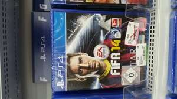 Fifa 14 (PS4) im Mediamarkt Gießen für 9,99 Euro