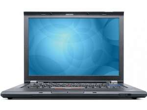 [luxnote refurbished] T410 Intel i5 2,4Ghz 4Gb 320Gb Win7Pro 1440x900 (UMTS + 14€)
