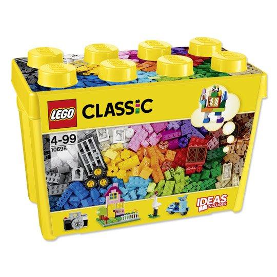 [Real] Lego 10698 Große Bausteine-Box (790 Teile) für 31,20€ + 10fach Paybackpunkte
