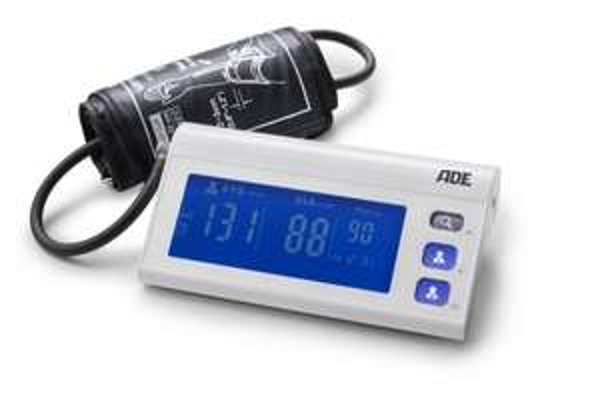 (Amazon.de) Blutdruckmessgerät von ADE Bluetooth passende App für Android und iOS für 34,99€